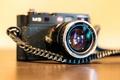 Картинка макро, фотоаппарат, Voigtlander Nokton