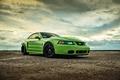 Картинка Mustang, Ford, Green, Cobra, SVT