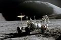 Картинка space, Луна, техника, Moon, астронавт, космос, NASA