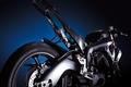 Картинка Мотоцикл, рама, двигатель, механизмы