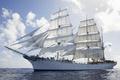Картинка море, путь, корабль, парусник