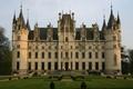 Картинка франция, Castle Chateau Challain the Chambord of Anjou, замок