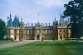 Картинка газон, дворец, Woodstock, Blenheim Palace, Англия