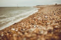 Картинка море, галька, пляж, камни