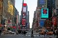Картинка Нью, йорк, таймс, сквер, небоскребы