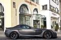 Картинка SLR, черный, tuning, FAB Design, black, тюнинг, мерседес, Mercedes