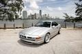 Картинка wheels, chrome, BMW, 850i