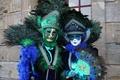 Картинка перья, маска, веер, костюм, Венеция, павлин, карнавал