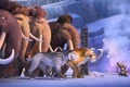 Картинка тигр, мультфильм, Ice Age, мамонт, Ледниковый период, Buck, 2016, Collision Course, Gretie, Столкновение неизбежно