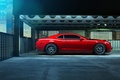Картинка красный, red, muscle car, Camaro, камаро, шевроле, Chevrolet, мускул кар