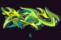 Картинка стиль, граффити, графика, иллюстрация, rase, Искусство