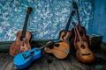 Картинка гитары, фон, музыка