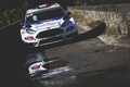 Картинка Ford, Отражение, Форд, WRC, France, Fiesta, Tour de Corse