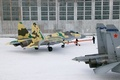Картинка ВВС России, Миг-35, Sukhoi, многоцелевой истребитель, окраска, звездочки, Су-35С, Flanker-T+