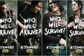 Картинка Ходячие Мертвецы, Terminus, Who Will Arrive, Who Will Survive, Walking Dead, AMC