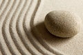 Картинка камень, макро, камни, песок