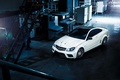 Картинка View, Color, Mercedes-Benz, Black, Ligth, AMG, Series, White, C63, Top