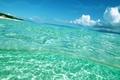 Картинка океан, прозрачность, вода, лагуна
