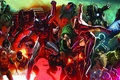 Картинка iron man, mandarin, iron patriot, thor, dr doom, Iron Monger, marvel, namor, Madame Masque, hulk, ...
