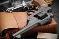 Картинка макро, оружие, ствол, револьвер