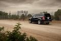 Картинка джип, Mercedes-Benz, black, черный, Мерседес, GL550