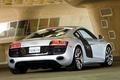 Картинка Audi R8, авто, серая