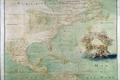 Картинка Карта, старая карта, северная америка