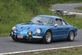 Картинка ретро, Alpine, Renault, Blue, 1300G, Renault Alpine A110