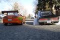 Картинка форсаж, The Fast And The Furiour, тачки, Toyota Supra, гонка