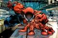 Картинка небоскребы, marvel, Человек-Паук, comics, Spider-Man, комикс