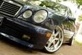 Картинка E-class, Mercedes-Benz, E-Klasse, E-класс, W210, Executivklasse, Лупатый, Глазастый, Mercedes, 1996, E320