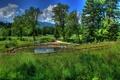 Картинка Бавария, природа, фото, Германия, трава, пейзаж