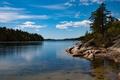 Картинка облака, небо, Норвегия, озеро, Longeraksvatnet, Guddalskilen, Aust-Agder, Norway, спокойствие
