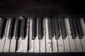 Картинка Gulbransen, пыль, клавиши, пианино