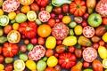 Картинка помидоры, урожай, овощи