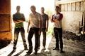 Картинка мужчины, Чед Крюгер, рок-группа, пост-гранж, Nickelback, Дэниел Адаир, Ryan Peake, Mike Kroeger, Daniel Adair, Райан ...