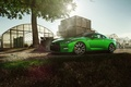 Картинка Nissan, GT-R, Car, Nature, Green, Front, Beauty, Sport