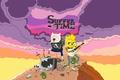Картинка Adventure Time, Jake, Suffer Time, Pop-Punk, Punk, Rock, Finn