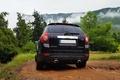 Картинка trees, 4x4, Captiva, Bulgaria, Chevrolet, nature