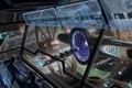 Картинка портал, Stargate Control, космос