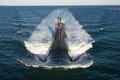 Картинка многоцелевая АПЛ, SSN-774, четвёртого поколения, «Вирджиния», Атлантический океан, ВМС США