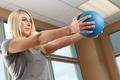 Картинка ball, workout, fitness, training