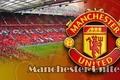 Картинка stadium, Manchester United, wallpaper, football, sport, Old Trafford, England, logo