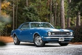 Картинка Classicб whiteб stripes, Camaro, 1968, Blue, Chevrolet, z28
