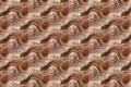 Картинка дракон, фентези, текстура, фон, всадник