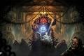 Картинка Warhammer 40K, Абаддон, Battlefleet Gothic: Armada, Чёрный Легион, Black Legion, Abaddon