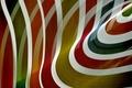 Картинка полоса, волны, лучи, линии, трассы