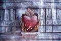 Картинка огонь, пламя, сердце, game of thrones, R'hllor, the Lord of Light and the Red God, ...
