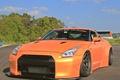 Картинка G-TR, Orange, Nissan