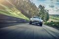 Картинка classic, sportcar, Jaguar, car, road, race, E-type